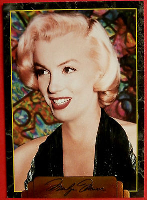 """""""Sports Time Inc."""" MARILYN MONROE Card # 129 individual card, issued in 1995"""