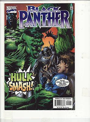 Black Panther v2 #15 vf/nm