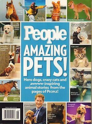 People Magazine Amazing Pets  Prince Harry 101917Nonjhe