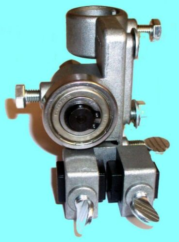 """UPPER BLADE GUIDE ASSEMBLY THRUST BEARING & FRICTION REDUCING BLOCKS 3/4"""" BORE"""