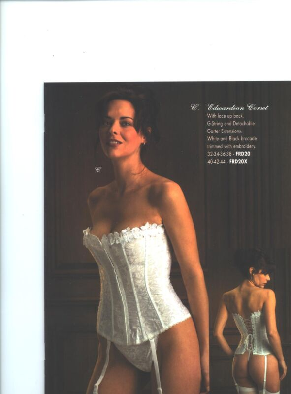 Merry Widow, Corsette, Bustier Bridal Gowns Wedding Dresses 42 from Costume Dept