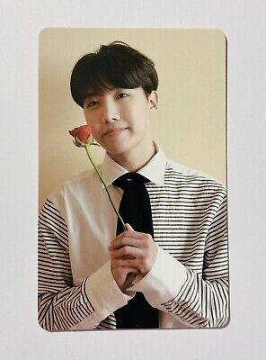 [US SELLER] BTS - Official Memories of 2019 DVD Photocard Hoseok / J HOPE