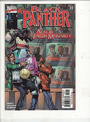 Black Panther v2 #19 vf/nm