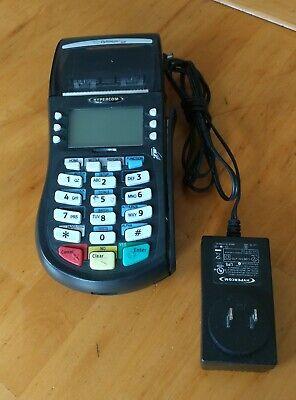 Hypercom Optimum T4220 Dualcomm Credit Card Terminal