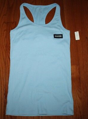 NEW NWT Womens GAP Love by GapBody Tank Top Built-In Bra Ribbed Stretch -