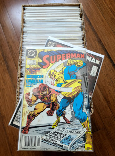 Superman #27-62 (1989-1991 DC) Choose Your Issue