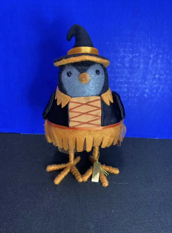 Target 2021 Hyde And Eek Halloween Witch Bird Featherly Friends KETTLE