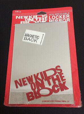 Vintage New Kids On The Block Locker Mirror NKOTB in Original Pack