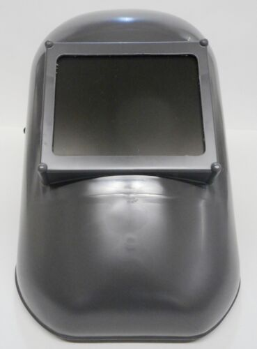 FIBRE-METAL WELDING HELMET, 4990GY, EYE AND FACE PROTECTION