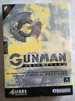 Gunman Chronicles (pc Game - Versione Ufficiale Italiana) Big Box Completo -  - ebay.it