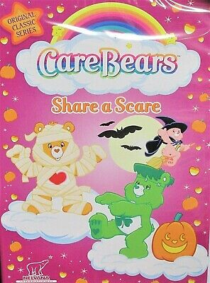 Care Bears - Bears Share a Scare New - Care Bears Halloween