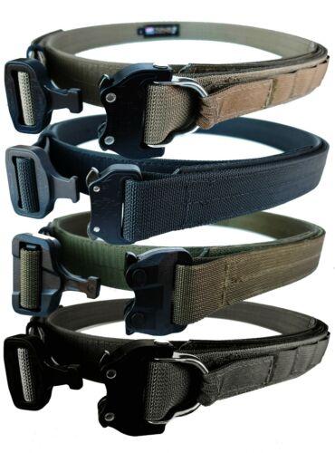 """FullTang Tactical 1.5"""" Ranger COBRA® Gun Belt System - Inner Belt Included"""
