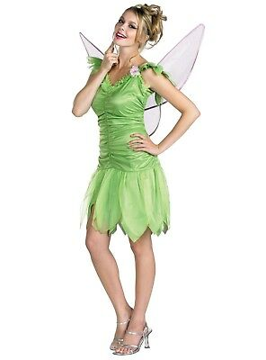 Tinker Bell Adult/Teen Women Costume ( Size 7-9 ) 6498 - Tinkerbell Costume Teenager