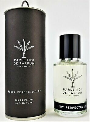 Parle Moi De Parfum Woody Perfecto 50ml EDP New in Box Authentic Fast Shipping!!