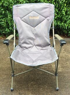Folding outdoor chair Wynnum West Brisbane South East Preview