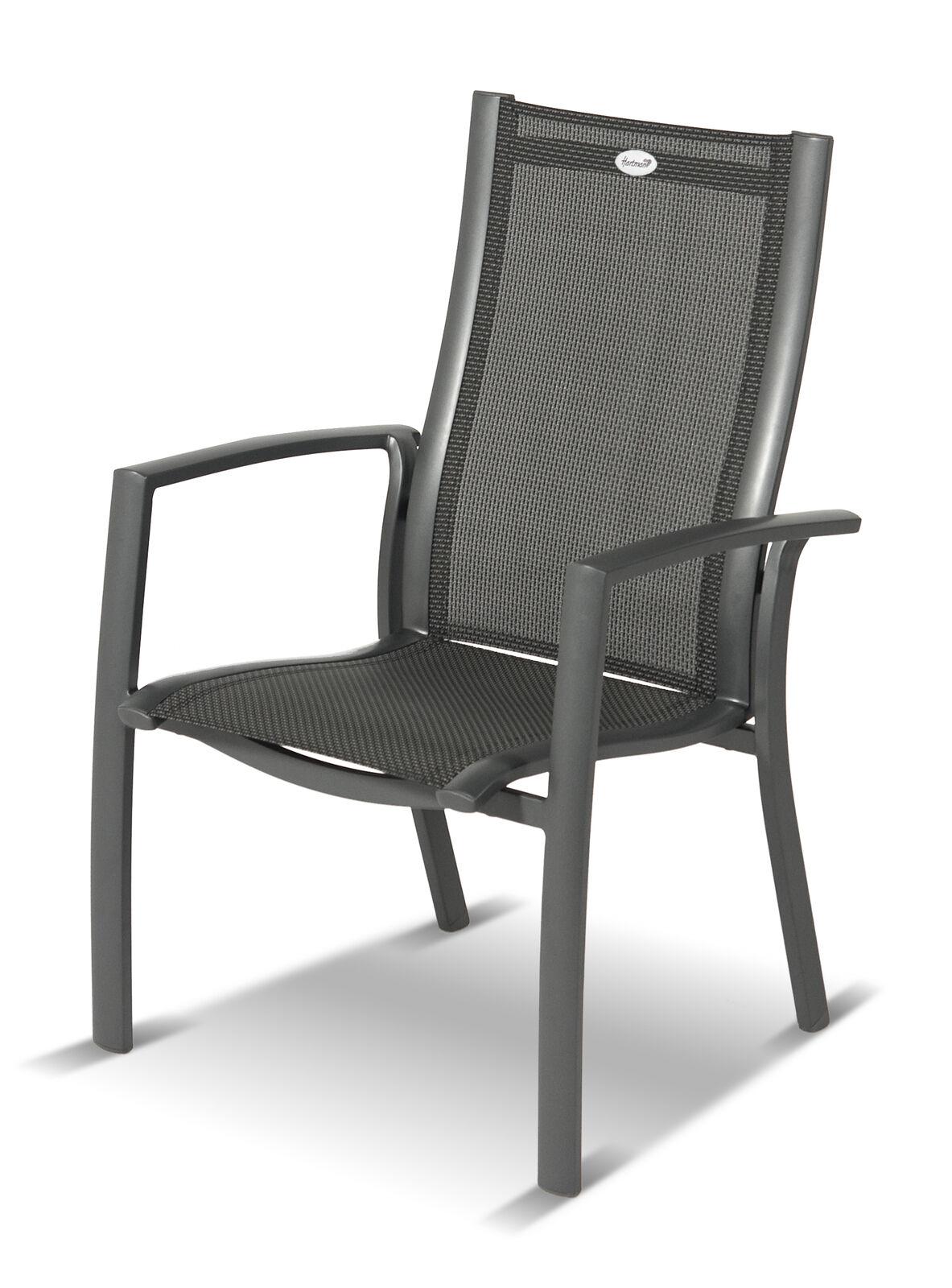 Aluminium Stapelstuhl.садовый стул или кресло Hartman Belcampo Dining Ii Stapelstuhl Aluminium