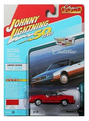 1992 Cadillac Allante Convertible in orig pkg--mint brand new '92 collectible