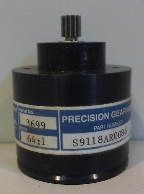 Sterling Instrument Precision Gearhead S9118ar0083