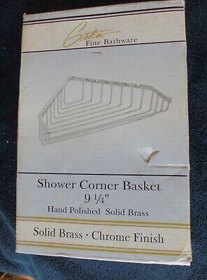Gatco Corner Shower (Gatco #1497... 9-1/4