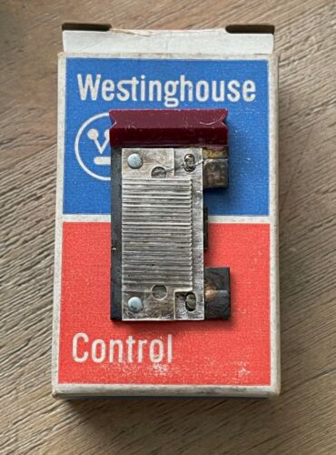 WESTINGHOUSE MSH 503C561G01 OVERLOAD HEATER ELEMENT .5A NEW IN BOX