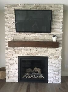 Custom Beam Mantels $230