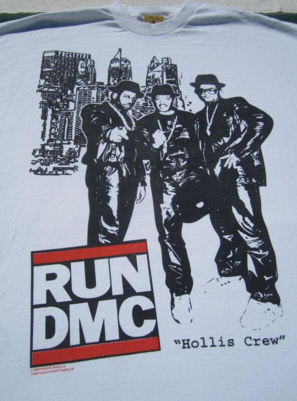 RUN DMC hollis crew 3XL T-SHIRT xxxl