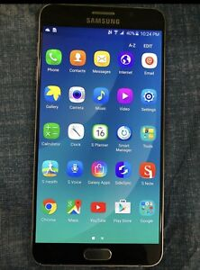 Note 5  blue