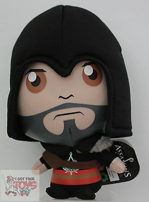 Ezio Black Outfit Plush Goldie International Assassins Creed 6