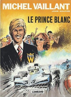 BD Michel Vaillant - Le prince blanc - N°32 - EO -1978 -TBE- Graton
