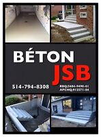 COFFRAGE BETON JSB