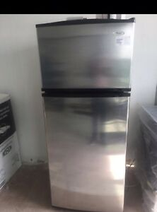 Can deliver Whirlpool excellent condition FRIDGE