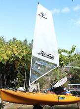 2003 Golden Papaya Hobie mirage Outback kayak-an OUGHT TO BUY!!! Adelaide Region Preview