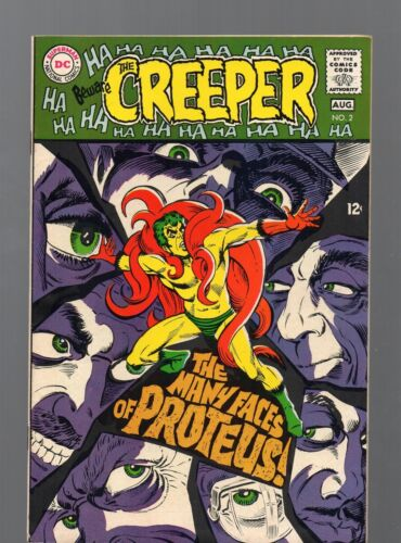 BEWARE, THE CREEPER 2       DITKO           LOW PRICE!