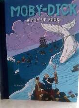 Moby Dick: A Pop-up book Centenary Heights Toowoomba City Preview