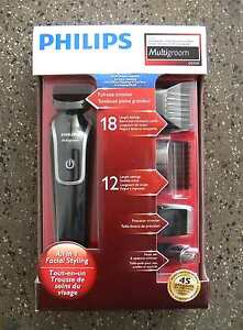 NEW Men's Philips Chargeable All-in-one Beard & Hair Trimmer