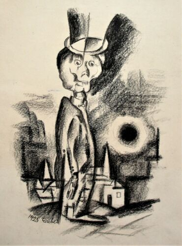 Frederic Taubes   The Landlord   1923
