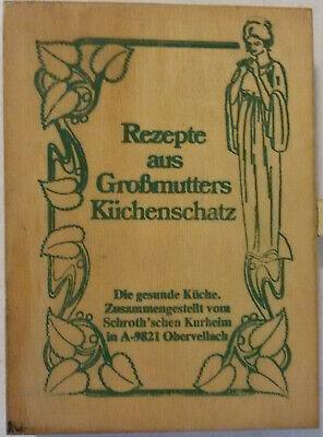 Rezepte aus Großmutters Küchenschatz - Schroth´sches Kurheim - Holzbox - Österr. ()