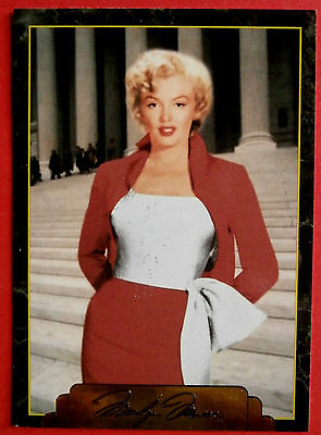 """""""Sports Time Inc."""" MARILYN MONROE Card # 119 individual card, issued in 1995"""