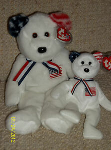 TY-BEANIE-BABY-AND-BUDDY-AMERICA-left-ear-stripes