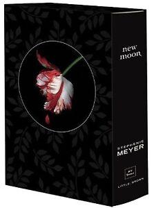 Stephenie Meyer Twilight Saga's New Moon Collector's Deluxe Slipcase Boxed Book