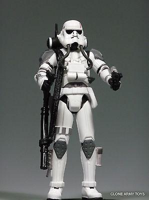 Star Wars Imperial Evo Trooper Sith Lord The Force Unleashed Tfu Tru Galen Loose