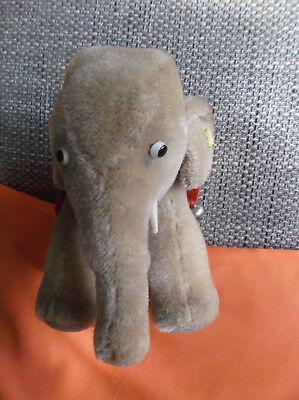 Steiff Elefant alt