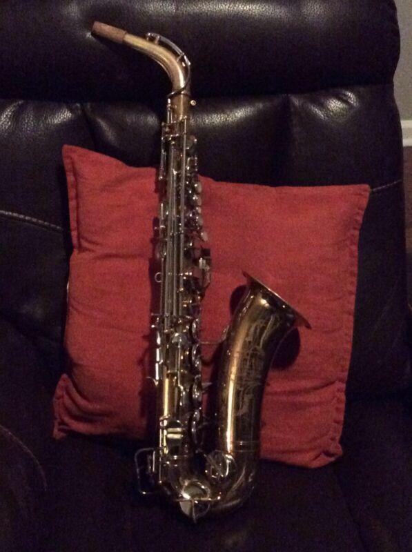 Vintage Martin Imperial Alto Saxophone