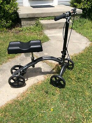 Drive Medical Steerable Knee Walker / Knee Scooter Model 790 Local Pickup Only