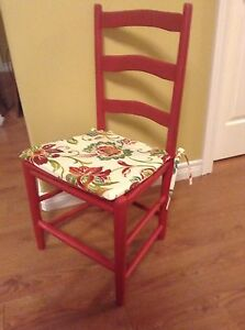 Antique Shaker Chair