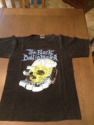 RARE - Original The Black Dahlia Murder T-Shirt - Metal Blade Records Pushead Black Dahlia Murder Metal Blade