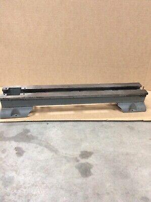 Atlas Craftsman 101 Metal Lathe 6 With Pedestals And Rack M6-150l 101.21400