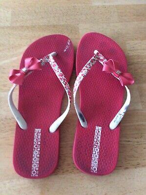Ipanema Flip Flop Size 39/40