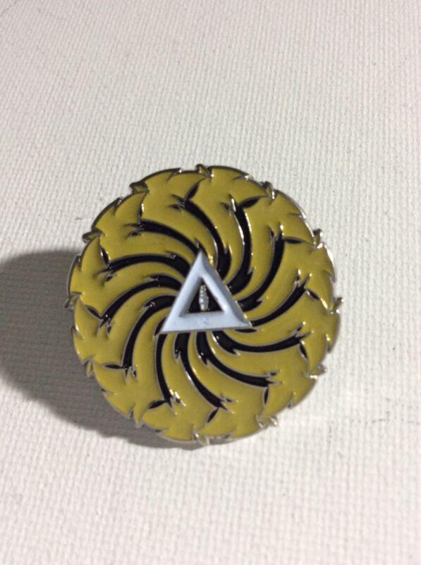 "Soundgarden Badmotorfinger 1.25"" Pin Badge Ltd Grunge Alternative"
