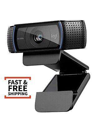 Logitech C920X Pro HD Webcam In Hand Brand New Ships Fast